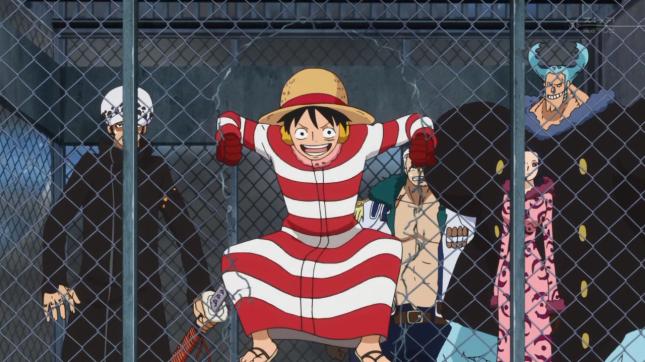 [Planime] One Piece - 603 [10bit] [720p] [650148C2]