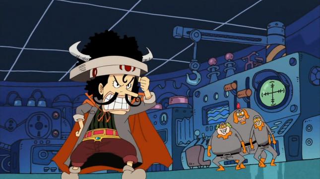 [Planime] One Piece Mugiwara Theater - 01 [8bit] [720p] [082F48D4]